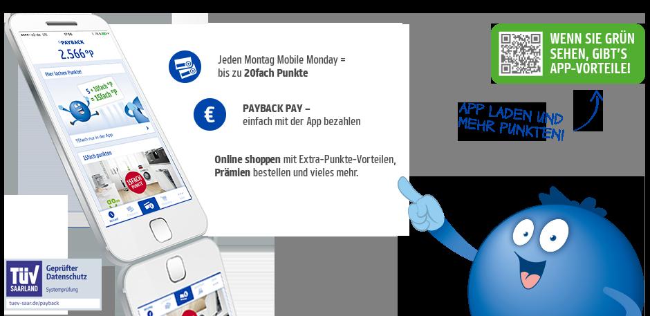 Payback Karte Kaputt.Die Payback App Mein Persönlicher Shopping Assistent