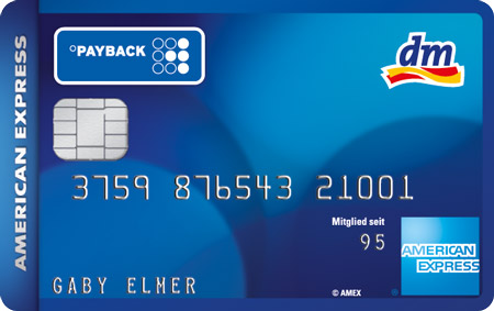 American Express Konto Online