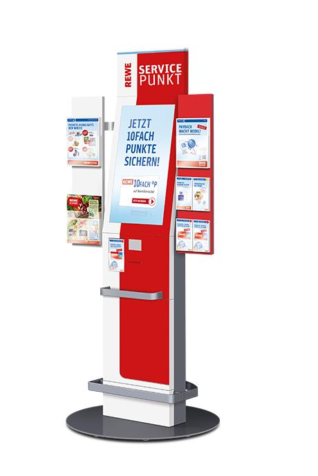 Payback Punkte Automat
