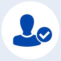 3. Online oder in einer Postfiliale identifizieren, um die kostenlose American Express Kreditkarte zu bekommen